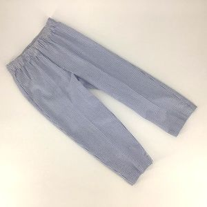 Nautica Boy's Seersucker Pants, NWOT, 4